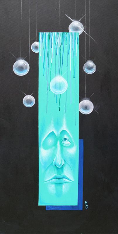 Seven | Original Art by Miles Davis | Massive Burn Studios