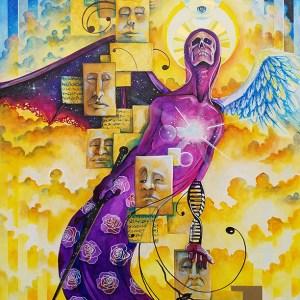 Prayers for the Dying | Original Art by Miles Davis | Massive Burn Studios