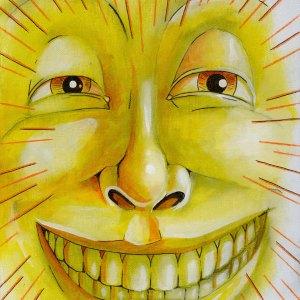Study Painting by Neo-Surrealist Painter Miles Davis   Massive Burn Studios