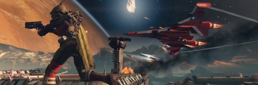 Destiny Offers Up The Taken Kings Gameplay Trailer