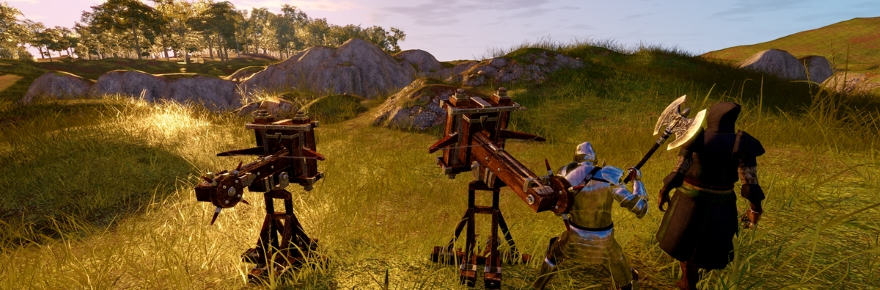 Camelot Unchained Shifts Dev Focus To Beta Gameplay