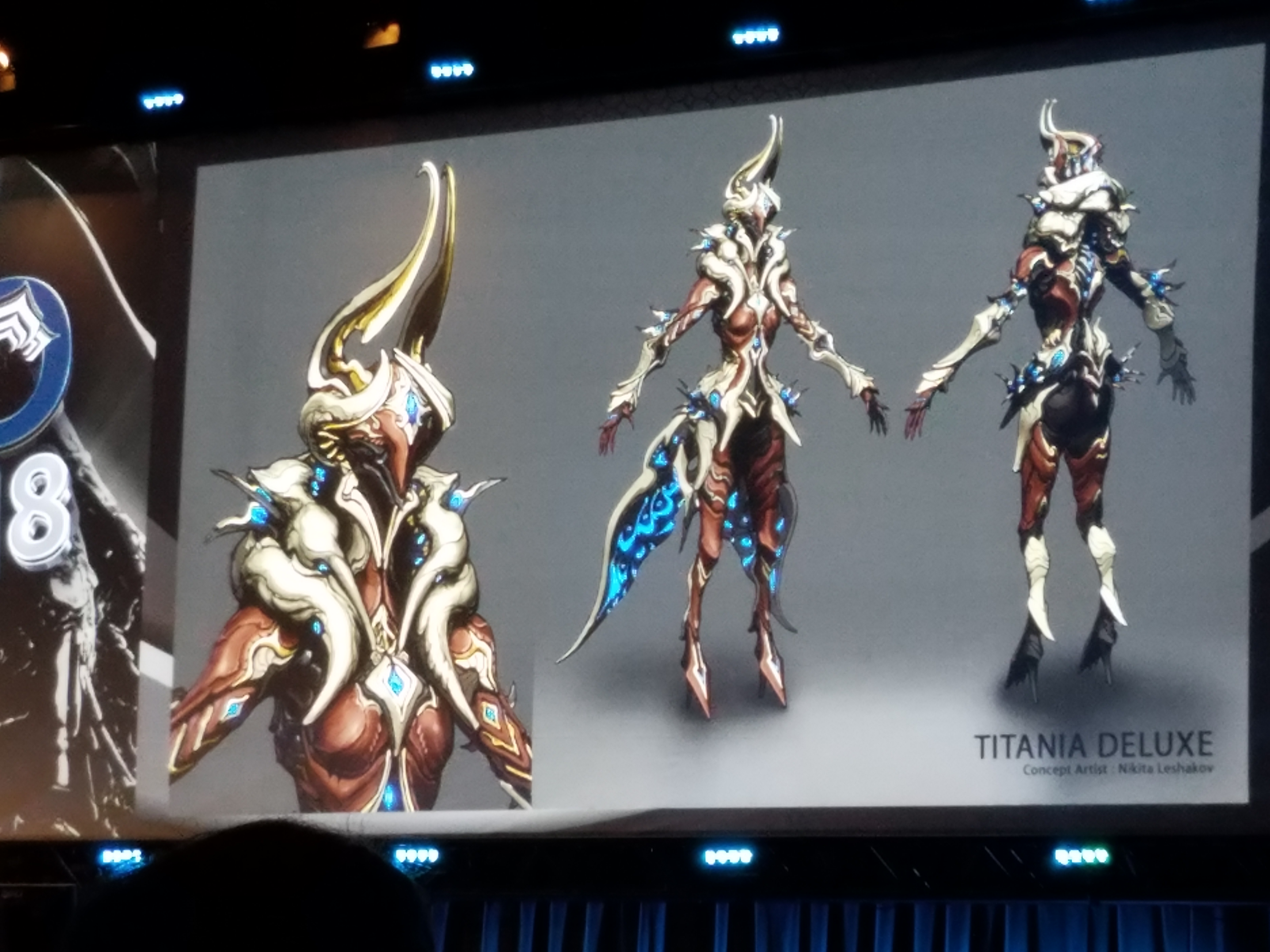 TennoCon 2018 Warframe Enhances Sights And Sounds With