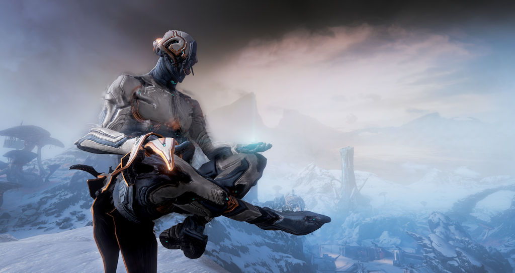 Warframe Launches Its 38th Frame Baruuk With Todays Fortuna The Profit Taker Massively