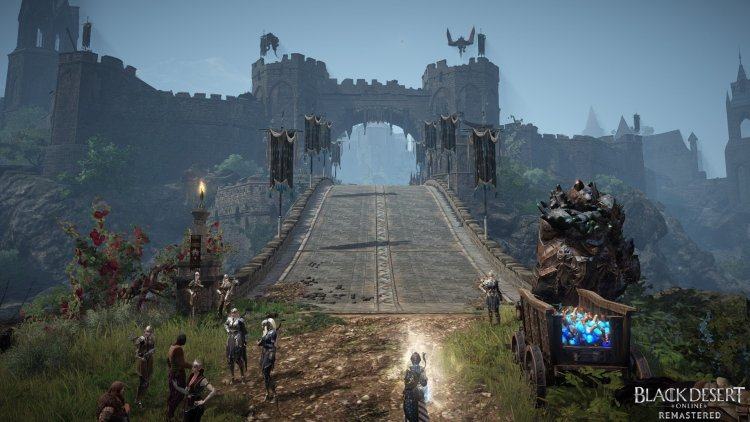 New MMO makers Black Desert Online will be shown during The Game Awards