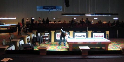 2010 pro arena setup