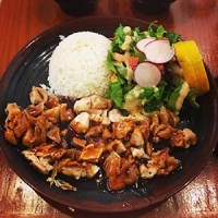 Chicken Teriyaki (dark meat)