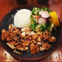 Chicken Teriyaki (dark meat)