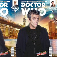 TITAN COMICS REVEALS NYCC PLANS FOR DOCTOR WHO COMICS