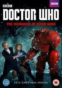 Doctor Who The Husnbands of River Song