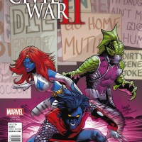 The X-Men Enter the Fray – Your First Look at CIVIL WAR II: X-MEN #1!