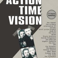 V/A - Action Time Vision 4xCD (Cherry Red)