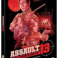 Assault on Precinct 13: 40th Anniversary Limited Edition Box Set (Second Sight)
