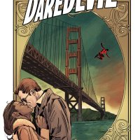 The Mystery of His Secret Identity Revealed! Your First Look at DAREDEVIL #17!