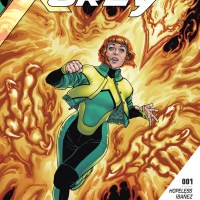 JEAN GREY Flies Solo This May For All-New Series – Your First Look!