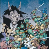 "Nickelodeon's ""Teenage Mutant Ninja Turtles"" and Stan Sakai's ""Usagi Yojimbo"" Reunite This July"