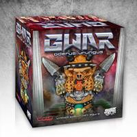 GWAR Oderus Urungus Limited Edition Mini Figure by MONSTARZ