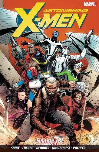 Astonishing X-Men: Life of X – Charles Soule, Mike Deodato & Jim Cheung (Panini /Marvel)