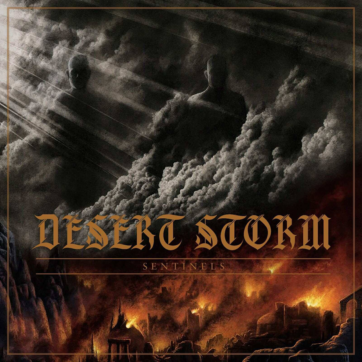 Desert Storm – Sentinels (APF Records)