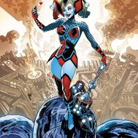 Sam Humphries to pen Harley Quinn's ongoing adventures