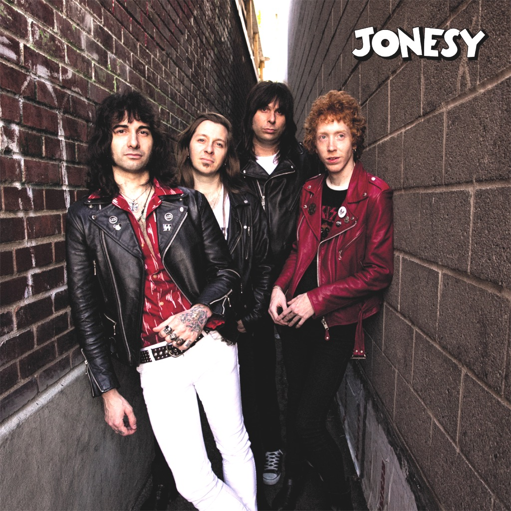 Jonesy - S/T (Dead Beat Records)