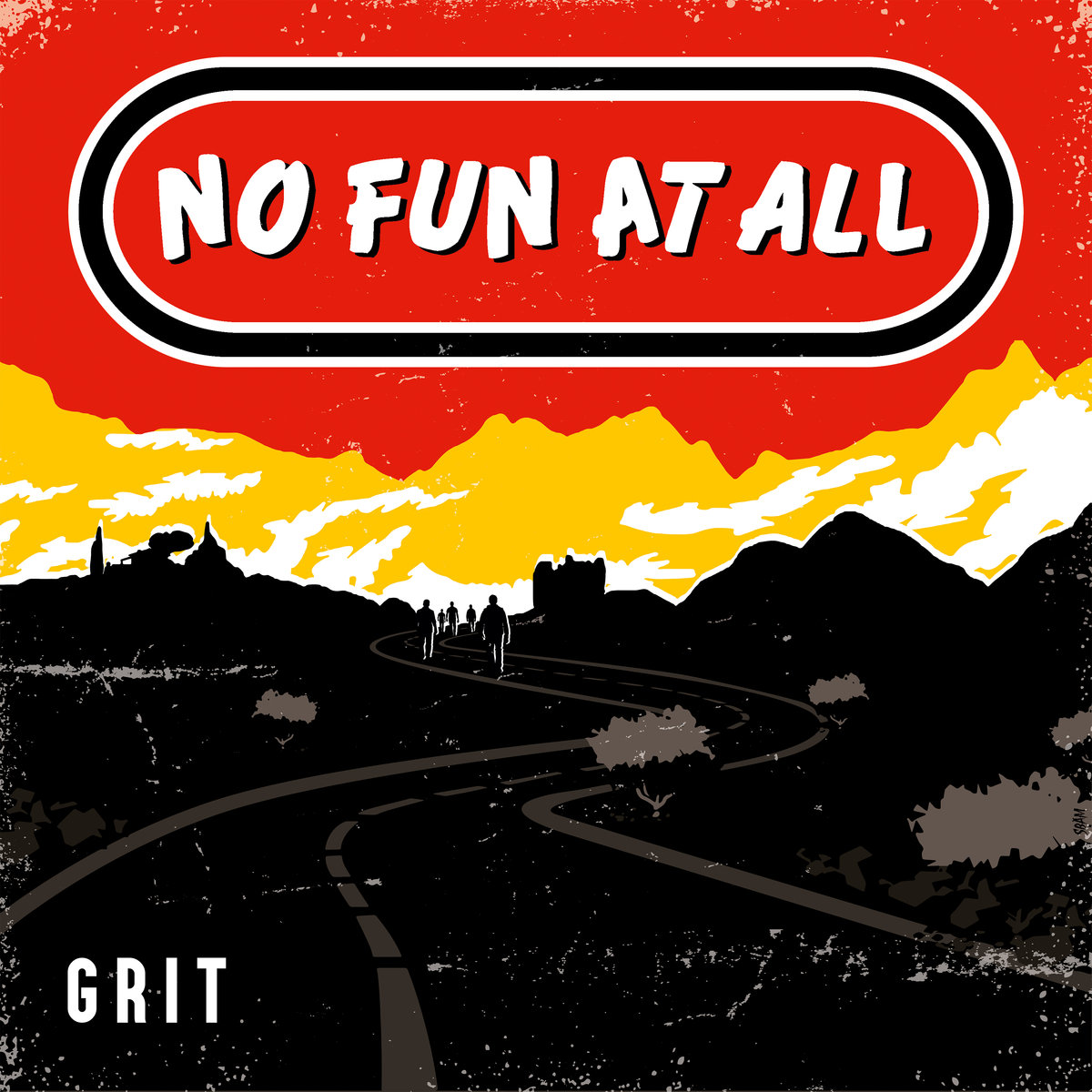 No Fun At All – Grit (Bird Attack)
