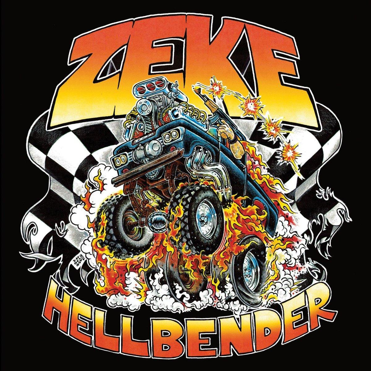 Zeke – Hellbender (Relapse)