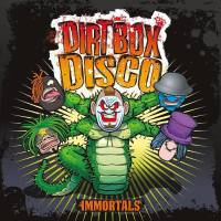 Dirt Box Disco - Immortals CD (STP Records)
