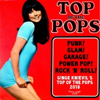 "Ginge Knievil to Release ""Top of the Pops 2018"" Charity CD in Association with Mass Movement"