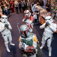 Portsmouth Comic Con – International Festival of Comics set to return to Portsmouth Guildhall in 2019!