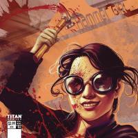 The Raid #2 – Ollie Masters & Budi Setiawan (Titan Comics)