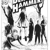 """Experience the Eisner-Award-winning series like never before with """"Black Hammer: Director's Cut!"""""""