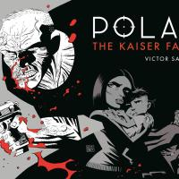 "Victor Santos delivers the epic finale to his ""Polar"" series"