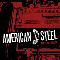 "American Steel - State Of Grace 7"" (Fat Wreck)"
