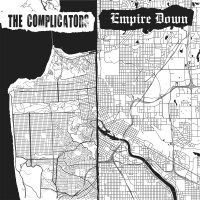 "The Complicators/ Empire Down - Split 7"" (Pirates Press)"