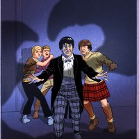 BBC Studios to release brand new animation of 1967 Doctor Who missing serial The Macra Terror