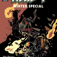 'Tis the season for HELLBOY WINTER SPECIAL 2018