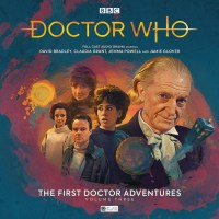 Doctor Who: The First Doctor Adventures Volume Three