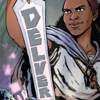 ComiXology Originals debuts Delver, a new fantasy adventure...