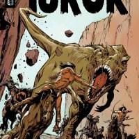 Turok #2 – Ron Marz & Roberto Castro (Dynamite)