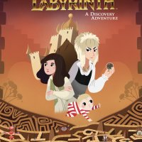 Jim Henson's Labyrinth: A Discovery Adventure – Kate Sherron & Laura Langston (Boom! Studios)