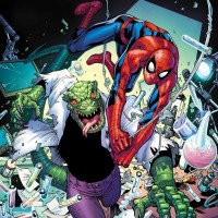 Swing Into Action with SPIDER-MAN: REPTILIAN RAGE #1!