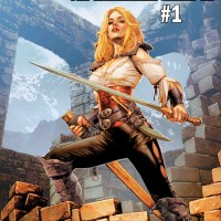 AGE OF CONAN: VALERIA #1 Seeks Revenge and Truth in All-New Story!