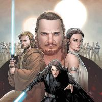 Star Wars: Age of the Republic: Heroes & Star Wars: Age of the Republic: Villains  – Marc Guggenheim, Jody Houser, Ethan Sacks, Paolo Villanelli, Cory Smith, Carlos Gomez, Luke Ross & Caspar Wijngaard (Marvel)