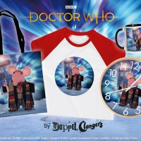 Clangers New Merchandise Range 'Doppelclangers' Launches With Doctor Who...