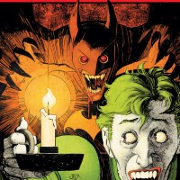 DC Returns to the World of the Legendary Red Rain with Secrets of Sinister House #1...