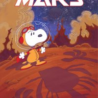 Lift Off with SNOOPY: A BEAGLE OF MARS...