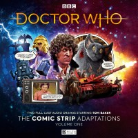 Doctor Who: The Comic Strip Adaptations Volume One