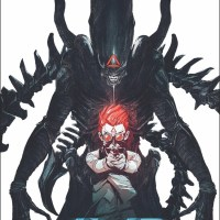 Aliens and Predators clash once again in an all new Dark Horse series...