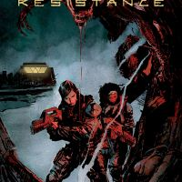 Aliens: Resistance - Brian Wood & Robert Carey (Dark Horse)