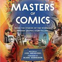 Joel Meadows presents Masters Of Comics at The Society of Illustrators...